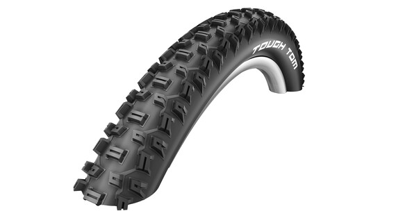 "SCHWALBE Tough Tom Active K-Guard Opona 26"" drut czarny"
